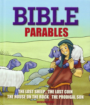 "Bible Parables - All 4 ""Parables of the Bible"""