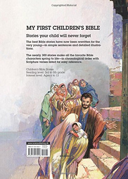 My First Children's Bible (Gold Foil)