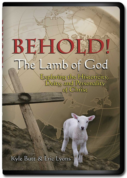 Behold! The Lamb of God