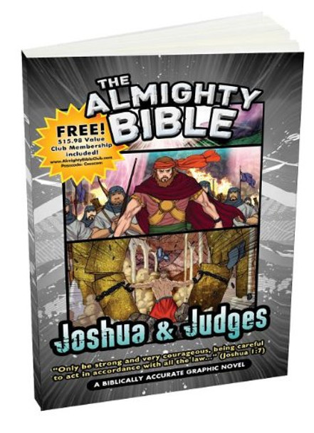 Almighty Bible Joshua & Judges
