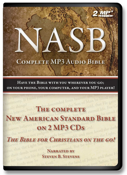 NASB Complete Bible (MP3)