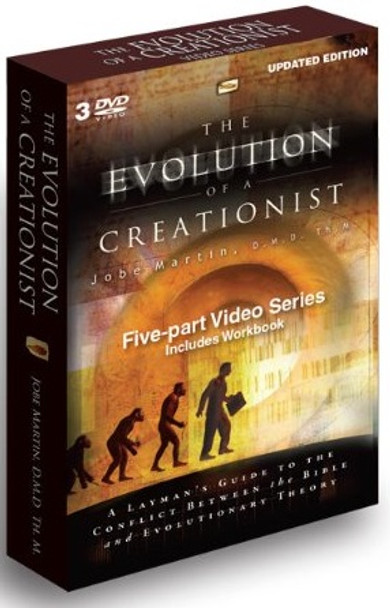 Evolution of a Creationist (Workbook and DVD Set)