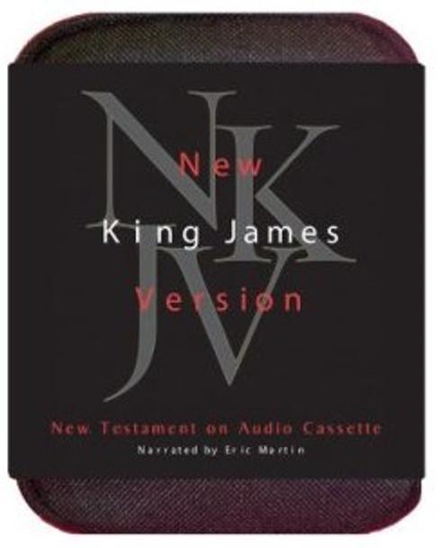 NKJV New Testament by Eric Martin (Cassette)
