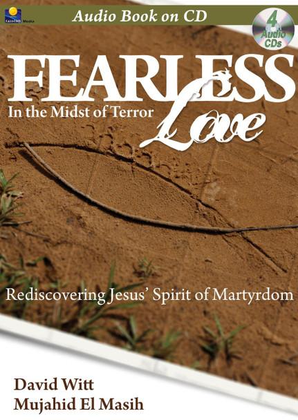 Fearless Love by David Witt and Mujahid El Masih (CD)