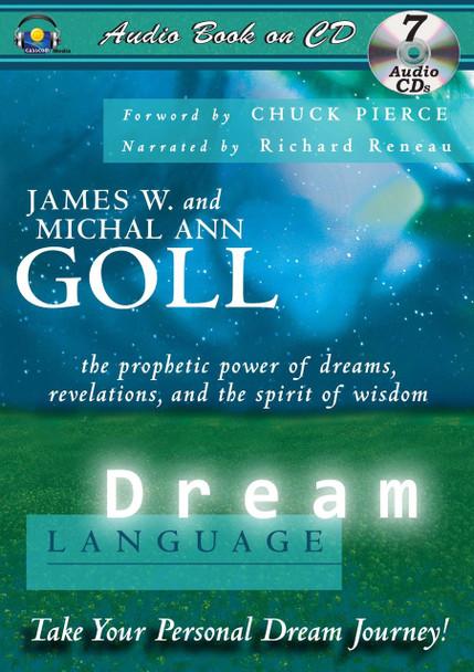 Dream Language by Jim and Michal Ann Goll (CD)