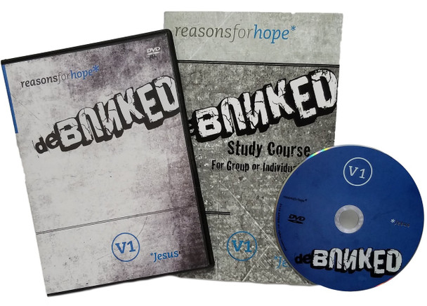 deBUNKED DVD & Study Guide