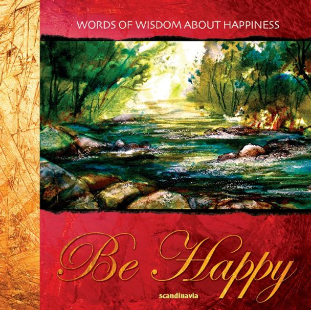 Be Happy (Words of Wisdom Gift Set)