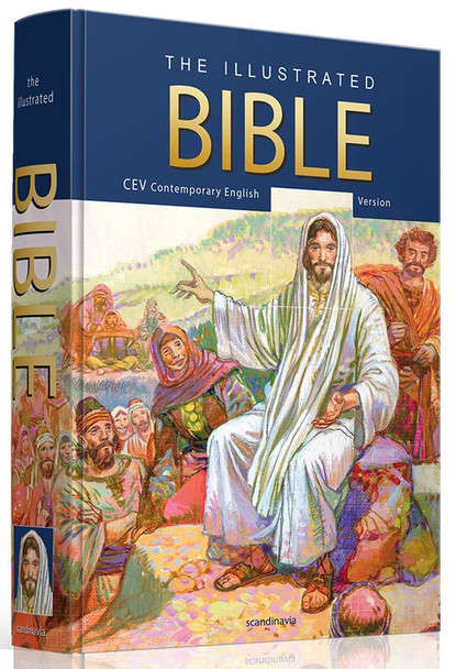 The Illustrated Bible KJV