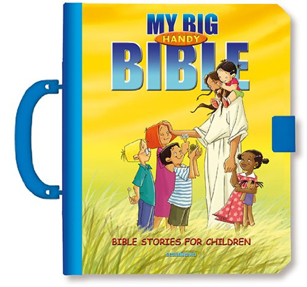 My Big Handy Bible: Bible Stories for Children