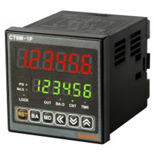 CT6M-1P4T Counter Timer Autonics