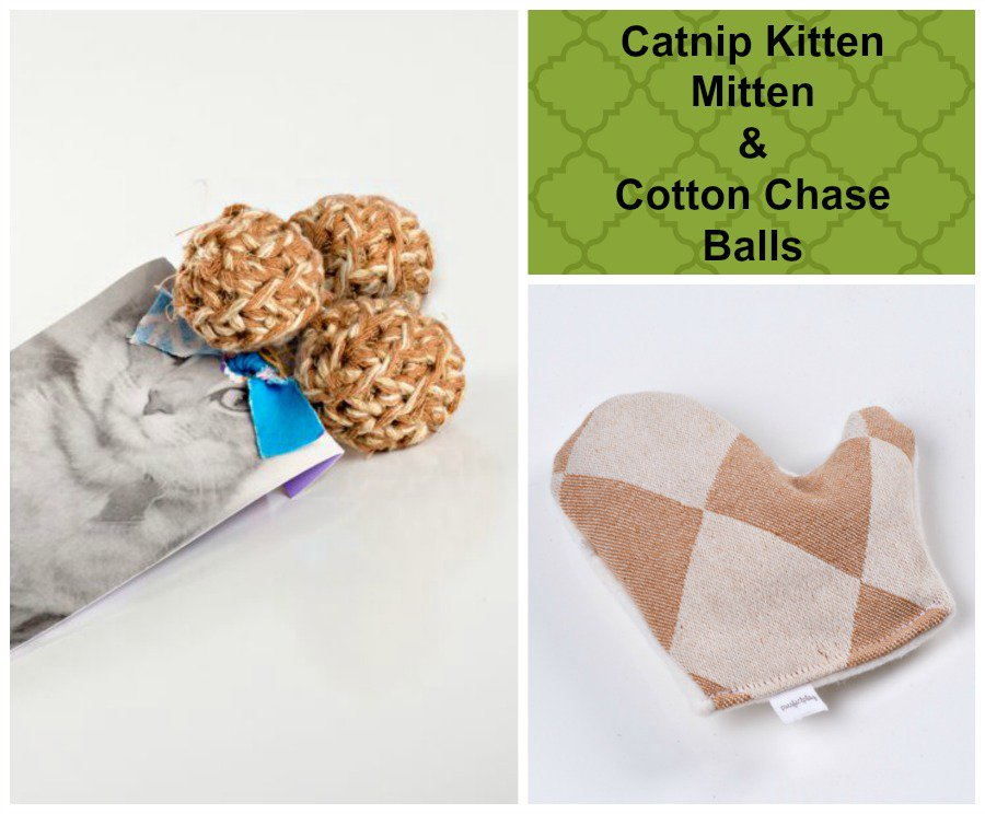 Organic cat toys made in the usa spring easter gift bag for cats springeaster gift bag for catscludes our popular kitten mitten catnip toy and negle Choice Image