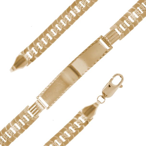 Yellow Gold Bracelet - 5.5 gr - BLG-452