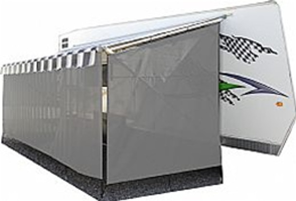 Size #3 Sun Tex 90% RV Awning End Panel