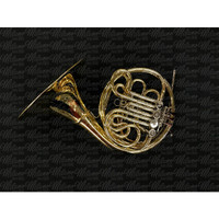 Yamaha YHR-671D Double French Horn
