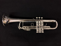 "Bach LR180S72 ""Stradivarius"" B Flat Trumpet"