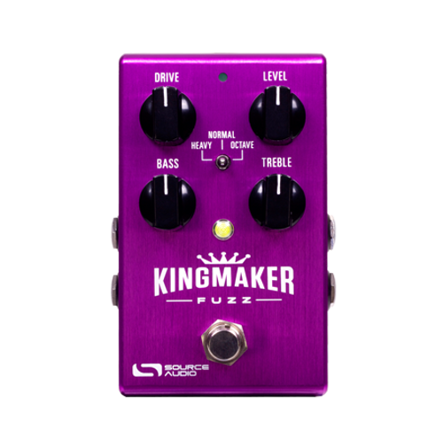 Source Audio SA244 One Series Kingmaker Fuzz
