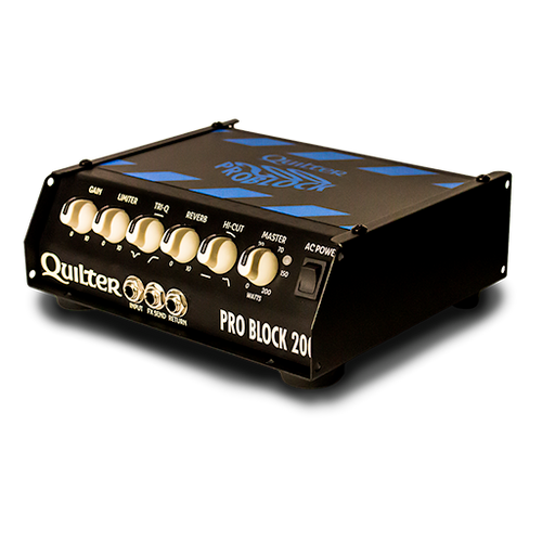 Quilter Pro Block 200-Head