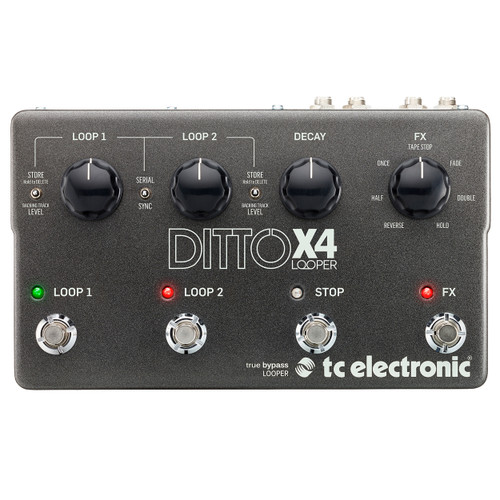 TC Electronics Ditto X4 Looper