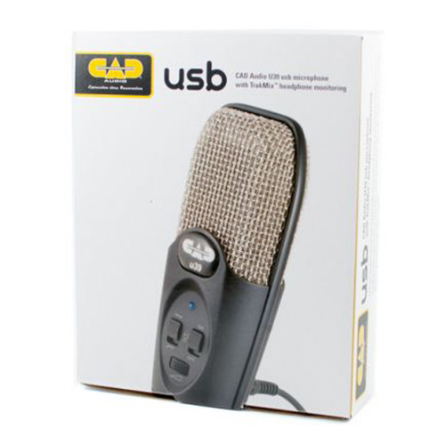 CAD Audio U39 USB Microphone