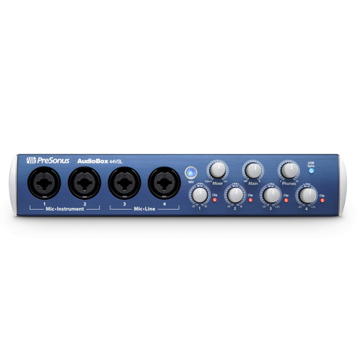 PreSonus AudioBox 44VSL Recording Interface