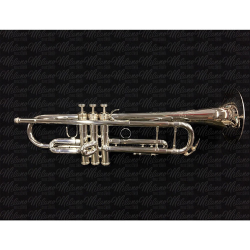 "King 2055S ""Silver Flair"" B Flat Trumpet"