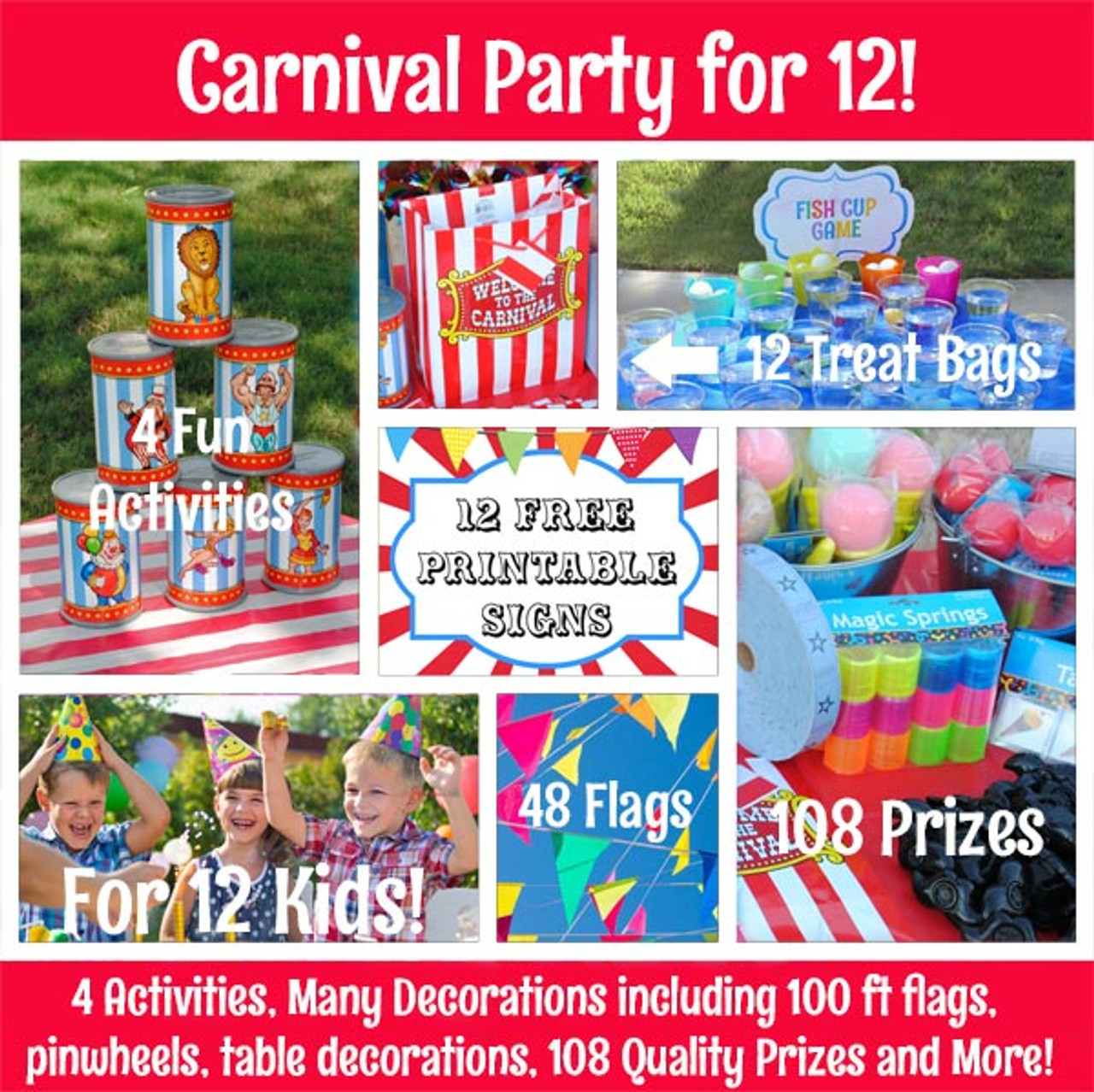 Prizes for kids free