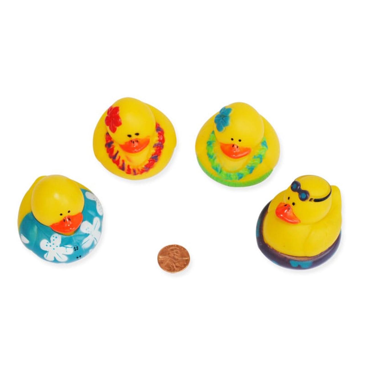 Luau Rubber Ducks - Small Luau Prize