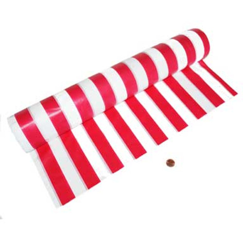 Carnival Themed Plastic Table Cloth Roll