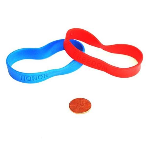 Clear Sayings Bracelets Great Wearable Prize