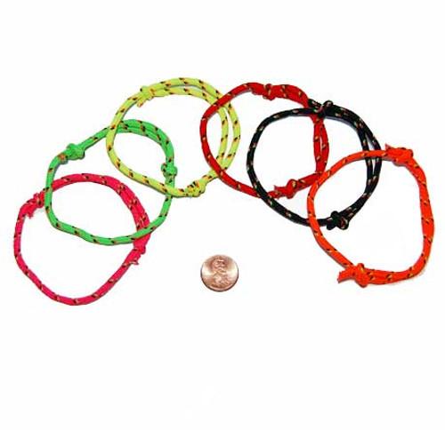 how to make a nylon rope bracelet