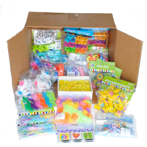 Christian Easter Egg Stuffers - Small Toy Fillers For Eggs