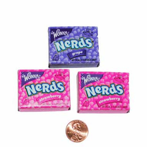 Halloween Nerds Candy