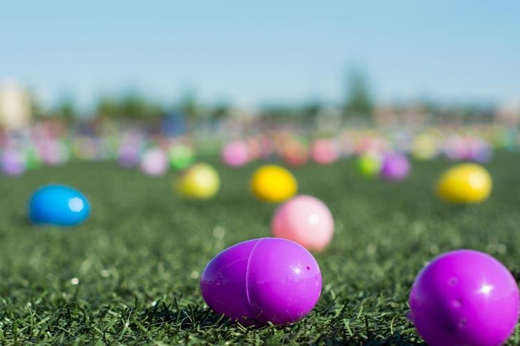 """5 Tips for an """"Eggcellent"""" Egg Hunt"""