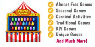 carnival supplies and prizes for less free game ideas too