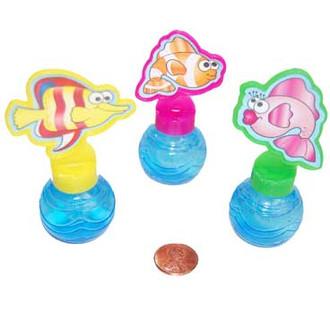 Tropical Fish Bubbles Colorful Bubbles Toy