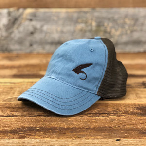 The Denim One Fly Trucker-Unstructured