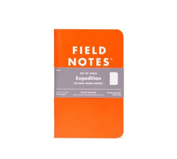 Field Notes- Expedition Waterproof