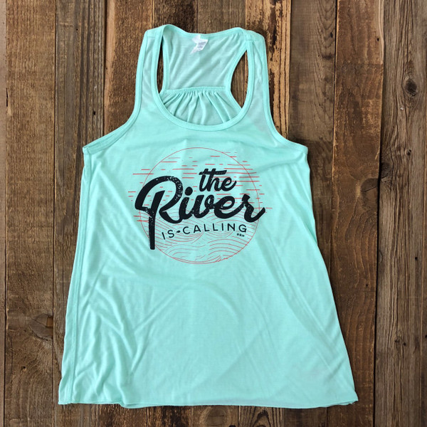 *NEW!!* The River is Calling Tank