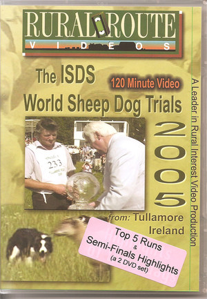 2005 World Sheepdog Trial - 2 DVD Set