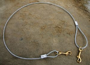 Cable Dog Lead