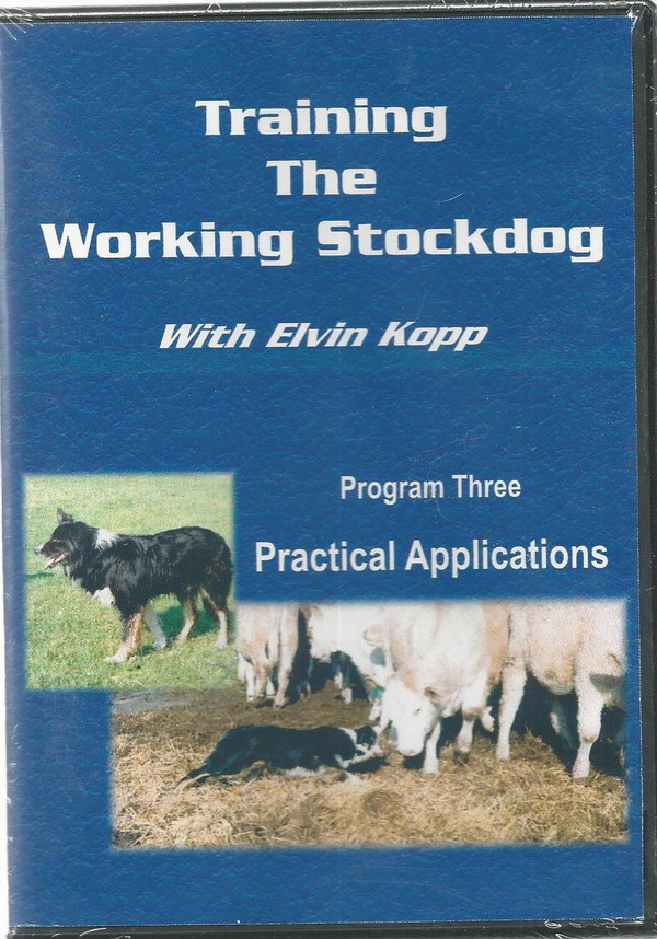 Training the Working Stockdog - Program 3 - Practical Applications