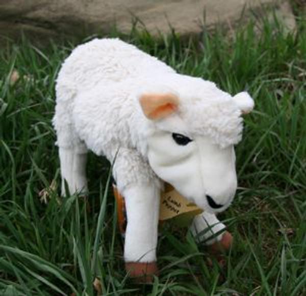 Lamb Puppet