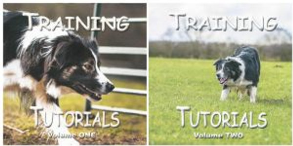 Sheepdog Training Tutorials Set Vol 1 & 2