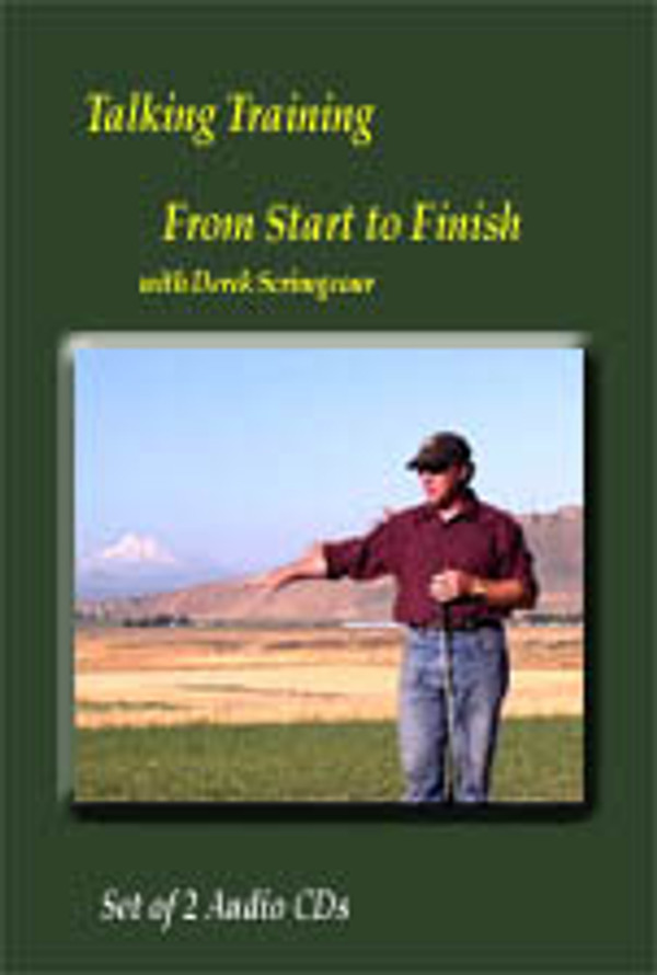 Talking Training with Derek Scrimgeour Audio CD Set