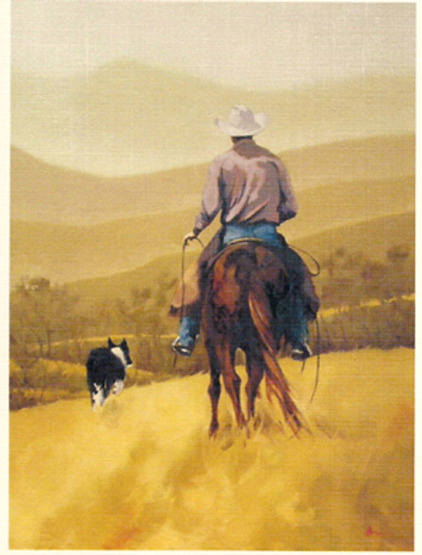 """Headin Home"" by Paul Morgan"