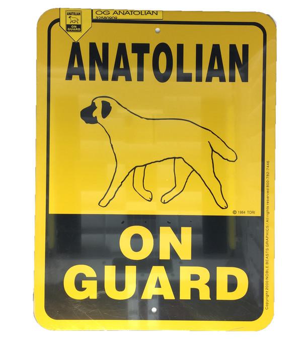 Anatolian On Guard