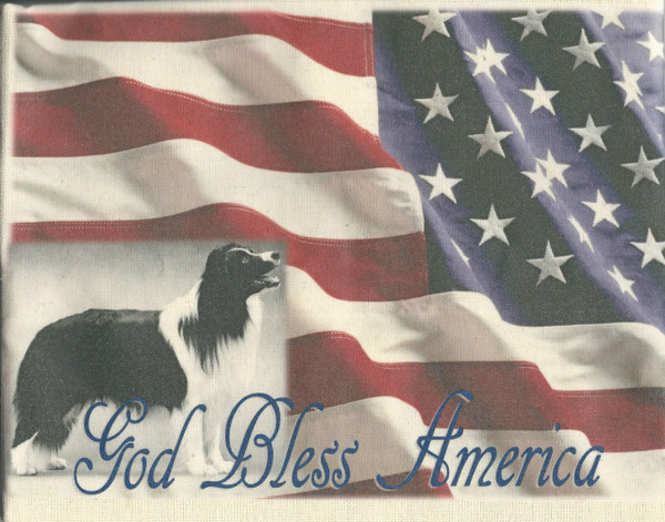 God Bless America -Tea Towel - New Design*