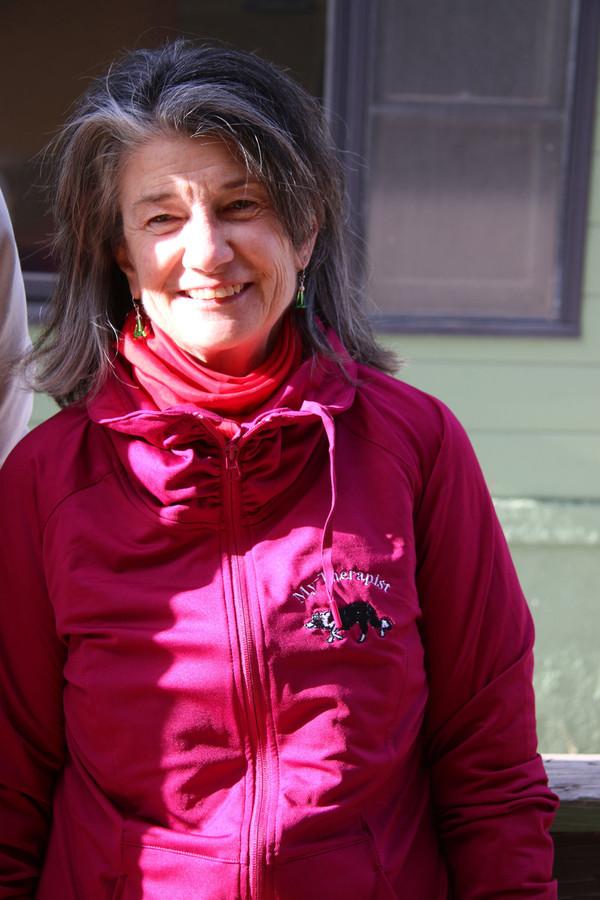 My Therapist - Border Collie Jacket - Pink Rush
