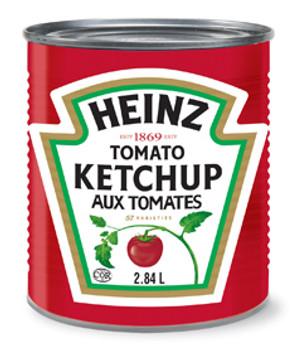 Heinz - Ketchup Can 6 x 2.84L