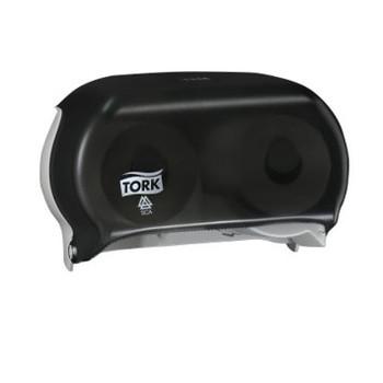 Tork - 59TR - Dispenser For Household Bathroom Tissue - Double Roll, Plastic  - 1 Unit/Each